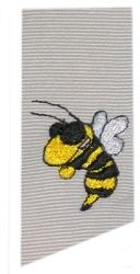 Tiny Hornet | Featured Products | Machine Embroidery Designs | SWAKembroidery.com