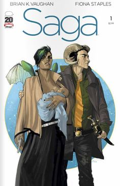 """Saga"" was my favorite comic book of 2012."