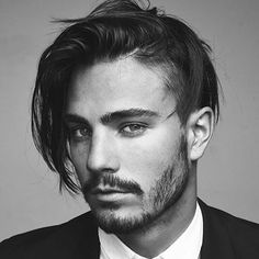 """Pretty boy haircuts and hairstyles are all the craze nowadays. These """"short sides with long flowing top"""" hairstyles may require a little more work to style and maintain, but the end result is certainly a sweet haircut girls will absolutely love. If you're searchingfor that """"cute guy haircut"""", check out these cool pretty boy hairstyles …"""