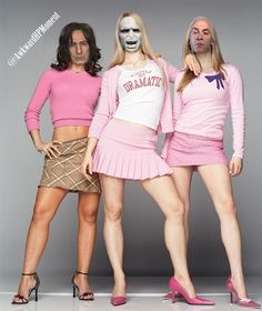 Mean Girls...wait a second?!  LOL!