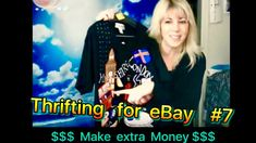 eBay Seller Thrifting for eBay #7 : Good Clothing to ReSell for extra Money