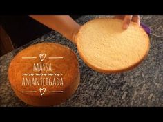 MASSA AMANTEIGADA - BOLO DE PASTA AMERICANA - YouTube