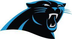 Carolina Panthers | The Craft Chop svg free file free graphic cricut silhouette