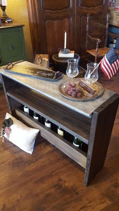 Watch an Old Bed Frame Become a Rustic Table