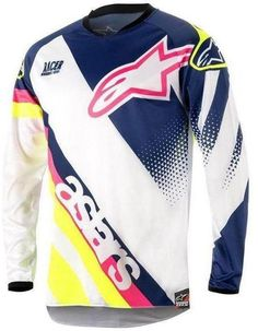 Fox 180 Honda Motocross Jersey 2020 Navy Rouge Motocross Enduro MX Cross