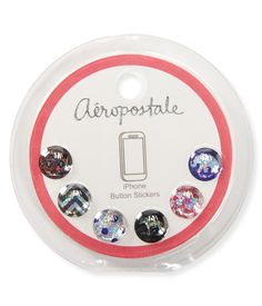 iPhone Button Stickers -