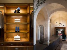 Osgood store by Storage Associati, Turin – Italy