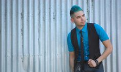 Splat Aqua Rush Aqua Hair, Fashion, Moda, Fashion Styles, Fashion Illustrations