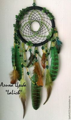 Again, love the weave style and the bead placement in the weave Dreams Catcher, Dream Catcher Decor, Dream Catcher Mobile, Sun Catcher, Los Dreamcatchers, Diy And Crafts, Arts And Crafts, Dream Catcher Native American, Medicine Wheel