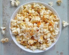 Buffalo Ranch Popcorn From Scratch No Ranch Packet (serenabakessimplyfromscratch.com)