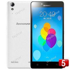"LENOVO LEMON K3 K30-W 5.0\"" HD IPS MSM8916 Quad-core 64-bit 4G LTE Phone 8MP CAM 1GB RAM 16GB ROM P07-LEK3"