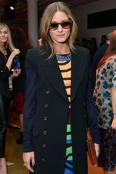 Peter Som Front Row: Olivia Palermo