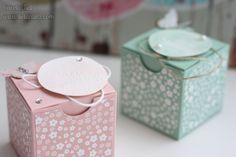 Anleitung: Mini-Box für Marmelade | Stampin' Up!