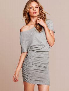 NEW! Off-the-shoulder Dress #VictoriasSecret http://www.victoriassecret.com/clothing/spring-dresses/off-the-shoulder-dress?ProductID=90570=OLS?cm_mmc=pinterest-_-product-_-x-_-x