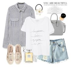 """""""Happiness!!!"""" by sweet-fashionista ❤ liked on Polyvore featuring Givenchy, Chicnova Fashion, MANGO, Violeta by Mango, L. Erickson, Superga, Chanel, Bobbi Brown Cosmetics and august2016"""