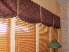 Custom Window Treatments | ... Ideas : Something Sew Unique Custom Window Treatments Draperies And