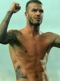 David Beckham should be jailed for being do ridiculously good looking....