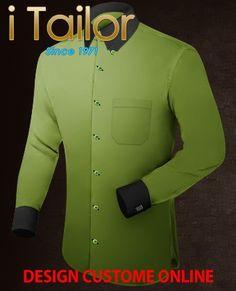 Design Custom Shirt 3D $19.95 dubbele manchet overhemd Click http://itailor.nl/shirt-product/dubbele-manchet-overhemd_it1058-2.html