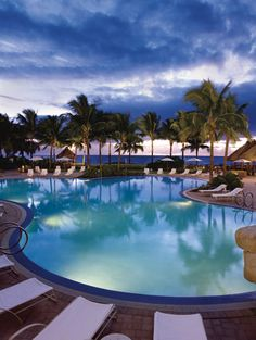 the ritz-carlton in key biscayne, miami where we spent our honeymoon