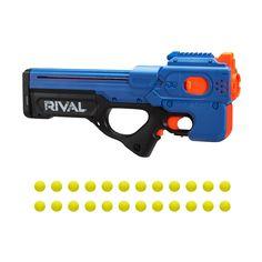 Nerf Rival Charger bleu et Billes en Mousse Nerf Rival Officielles Nerf Mod, Arma Nerf, Cool Nerf Guns, Tactical Vest, Lego Toys, Junior, Plein Air, Charger, Competition
