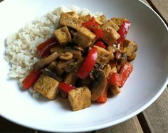 A Taste of Home Cooking: Kung Pao Tofu
