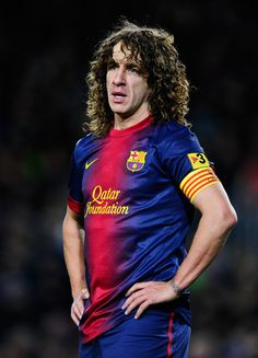 Carles Puyol Latest Bio And Pictures