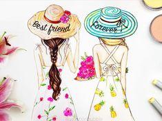 I love pretty dresses