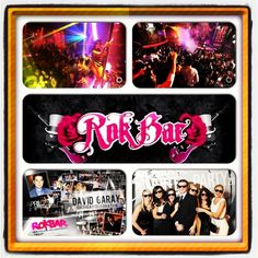 Black & White Party Tonight Celebrating David Garay Bday Bash At ROKBAR...inbox me to Rsvp 786.942.2097