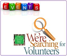 OREDS needs help with EVENT PLANNING. Please contact us at info@oreds.org if you'd like to donate your time in support of EDS / Ehlers-Danlos Syndrome awareness and support.