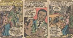 """""""In Uncanny X-Men #102 (December 1976), Claremont established Storm's backstory. Ororo's mother, N'Dare, is the princess of a tribe in Kenya and descended from of a long line of African witch-priestesses with white hair, blue eyes, and a natural gift for sorcery. N'Dare falls in love with and marries American photojournalist David Munroe. They move to Harlem in uptown New York City, where Ororo is born. They move to Egypt and lived there until they die during the Suez Crisis.."""