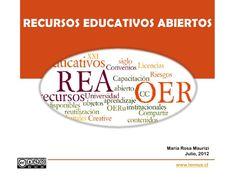 Que son los Recursos Educativos Abiertos