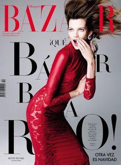 Descubre nuestro número de diciembre - Harper's Bazaar España.