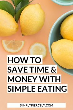 Money saving meals 33143747247964055 - How I learned to save money, reduce stress + spend less time in the kitchen by embracing simple eating. Source by thesimplicityhabit Frugal Living Tips, Healthy Living Tips, Healthy Eating Recipes, Whole Food Recipes, Quick Recipes, Money Tips, Money Saving Tips, Healthy Morning Routine, Frugal Meals