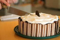 More Yodel cake