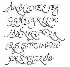 Rendering Swashed/Flourished Italic Majuscule Letterforms