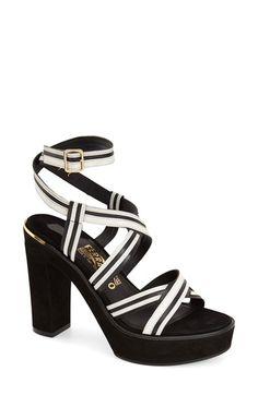 3f1ecd2a342 Salvatore Ferragamo  Gen  Platform Sandal (Women) available at  Nordstrom