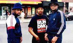 Run DMC, primer grupo rap en ganar un Grammy a la carrera