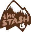 The Stash is a unique, all-natural terrain park developed by Jake Burton, Burton Snowboards Team Riders and Snow Park Technologies.