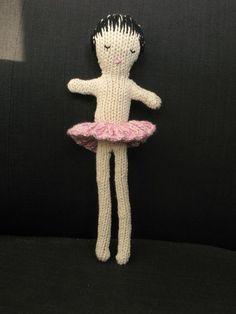 dancer doll by Dentsdeloup