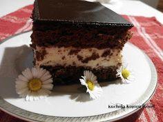 Blond Color Cuisine: Milky Way Cake - Ciasta - Jeanne Lopez Milky Way Cake, Tiramisu, Blond, Ethnic Recipes, Desserts, Kitchens, Tailgate Desserts, Deserts, Postres