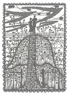 Laser cut: paper cutting gorgeous words and image Kirigami, Paper Cutting, Cut Paper, Rob Ryan, Blue Envelopes, Art Original, Copics, Oeuvre D'art, Les Oeuvres
