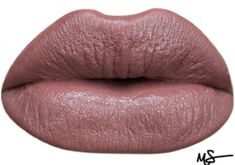 Birthday Suit matte lipstick by Micki Song Cosmetics the prettiest mauve nude with hints of rose!