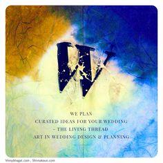 We design  living thread
