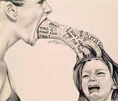...  4 cosas que todo el mundo debe entender sobre el abuso verbal (sobre todo en niños).