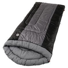 Coleman® ComfortSmart Cold Weather Sleeping Bag. Target. $42.99. Has removable fleece liner.  Rated to 20*.