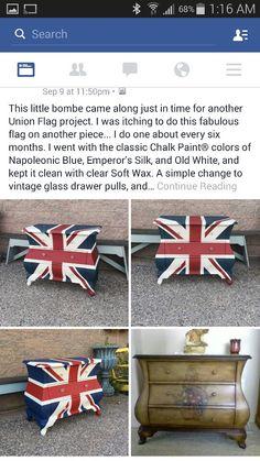 Flag furniture