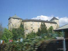 Golling Castle in Golling an der Salzach, Austria