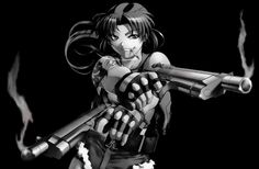 revy with the smoking guns