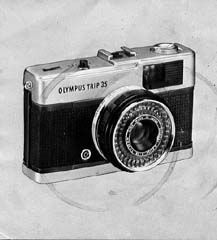 My old camera. Me and Nikki Jameson-Smith had one each