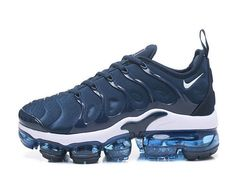 on sale 9608a e0f31 2018 Nike Air Vapormax Plus Tn Athletic s Blue White Shoe Mens Running,  Nike Plus